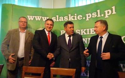 Spotkanie z wicepremierem  Januszem Piechocińskim 21 września 2014 r.