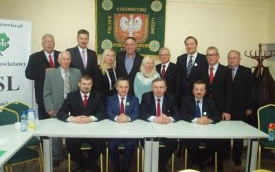 Spotkanie w PSL Katowice 2014