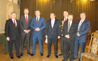 Spotkanie z ministrem Tomaszem Jędrzejczakiem - Toszek 7 lutego 2014 r.