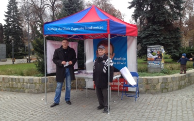 Kampania samorządowa 2014