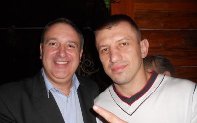 Tomasz Adamek Gilowice wrzesień 2010