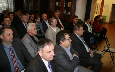 """Spotkanie Stowarzyszenia """"Zgoda i Przyszłość"""" w Wielowsi 21 kwietnia 2015 r."""