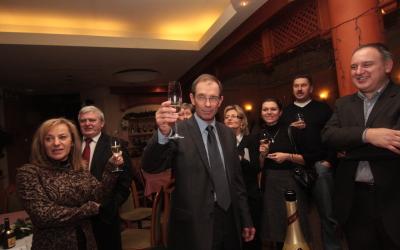 Wieczór wyborczy 21 listopada 2010