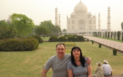 Taj Mahal Indie 2010