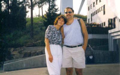 Oslo Holmenkollen 24 lipca 2004r.
