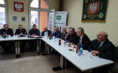 Śląskie Forum Powiatów Grodzkich PSL – Katowice 21 maja 2015