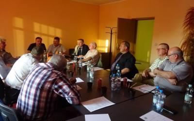 Śląskie Forum Powiatów Grodzkich PSL Gliwice 11czerwca 2015r.