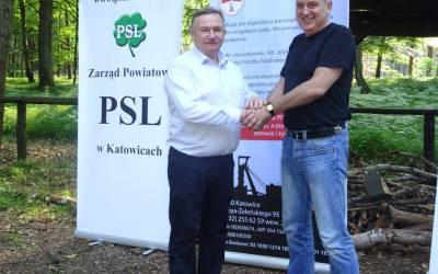 Święto Ludowe Powiatu Katowickiego 12 czerwca 2015 r.