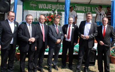 Wojewódzkie Święto Ludowe Proboszczowice 07.06.2015