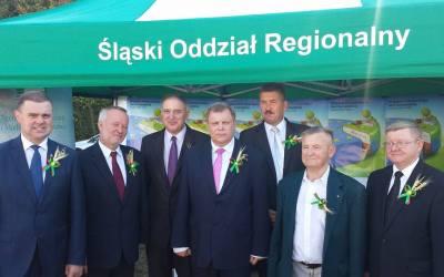 Dożynki powiatu gliwickiego 30 sierpnia 2015