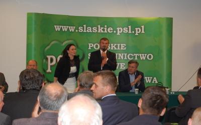 Wizyta Prezesa PSL Janusza Piechocińskiego Katowice 3 wrzesień 2015 r.