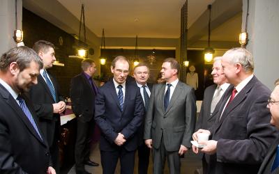 Spotkanie Noworoczne Hotel Malinowski 29 stycznia 2013 r.