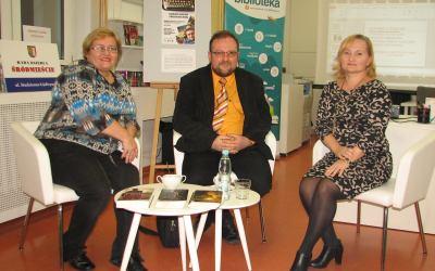 Spotkanie z pisarzem Wojciechem Dutką