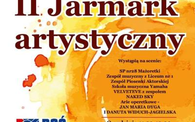 II Jarmark Artystyczny 4 listopada 2017r.
